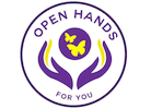OPEN HANDS FOR YOU Logo